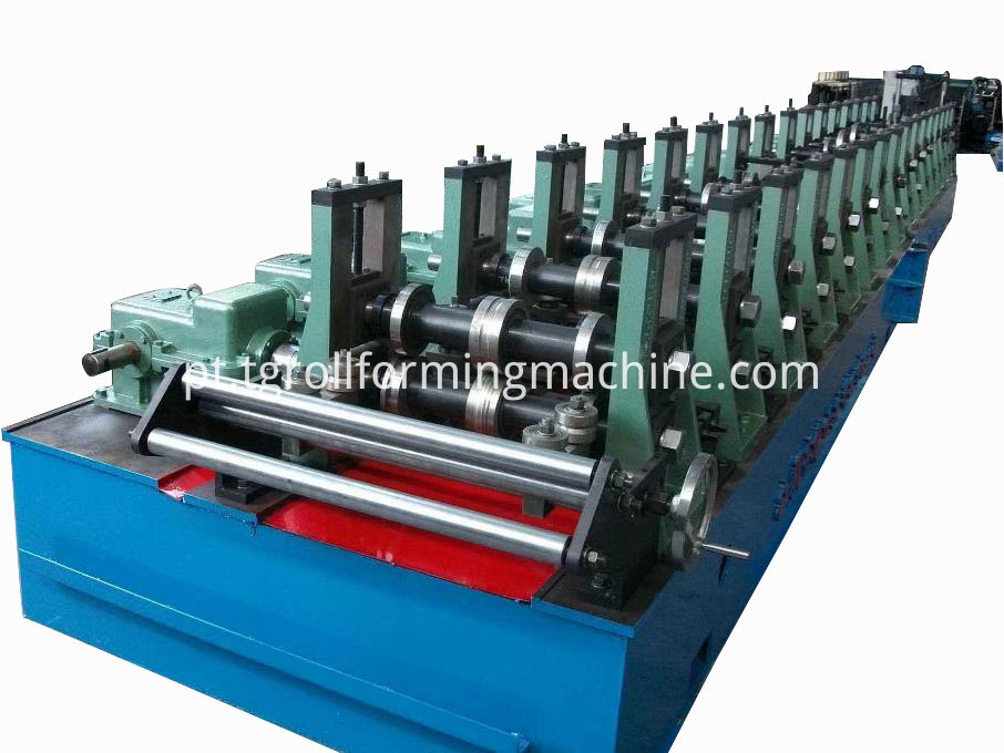 Scaffolding Punching Machine