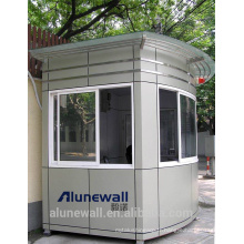 2017 vente chaude taille différente en acier inoxydable et matériaux composites de panneau composite en aluminium