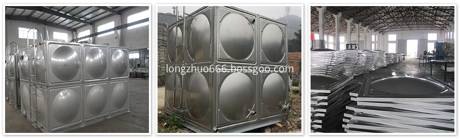 SMC Panel Water Storage Tank