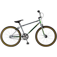 "24 "" BMX Bike, Retro Designs, Single-Speed Drivetrain, Hi-Ten Steel Frame, 24-Inch BMX"