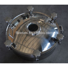 Hot Sale Stainless Steel Circular Manhole Cover