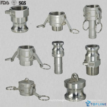 Stainless Steel Camlock (QUICK COUPLING)