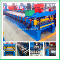 QJ High Quality Corrugated Profile Roof Panel Making Machine
