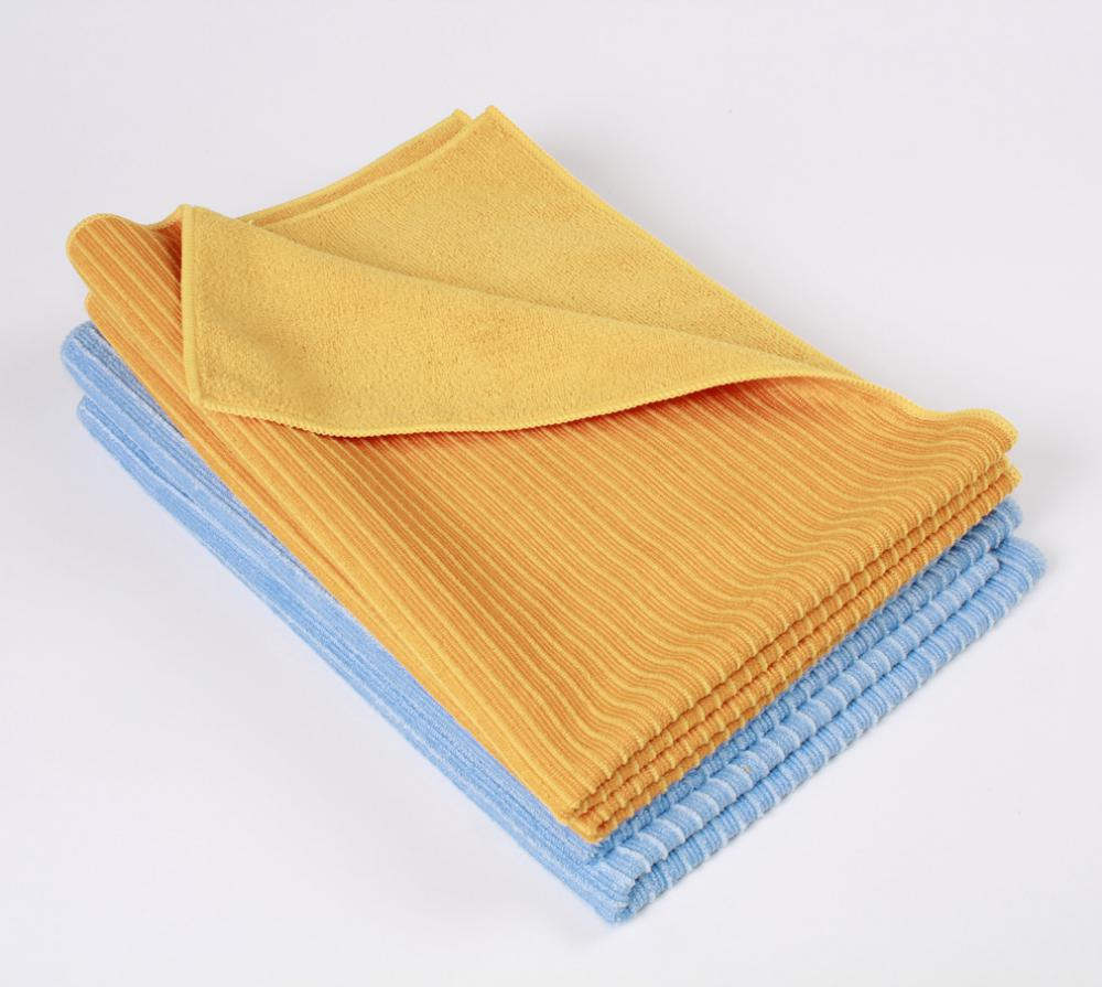 Microfiber 2 in 1 Floor Cloth
