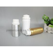 50ml Óleo Essencial Garrafa de Alumínio com Capa de Tamper-Proof plástico (PPC-AEOB-001)