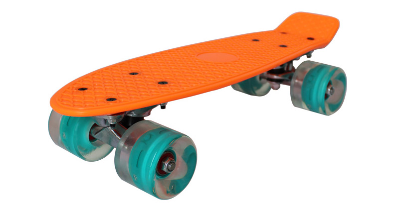 Concave Skateboard