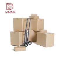 Direto da fábrica melhor preço forte transporte embalagem exterior caixa de papelão