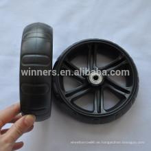 6 x 1.75 EVA Vollschaum gefüllter Reifen kleines Kunststoffrad