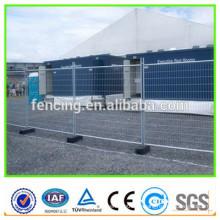 cerca provisória barata galvanizada elétrica de anping / painéis de cerca soldados provisórios do metal para a venda (preço de fábrica)