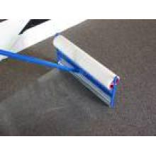 Película de plástico para alfombra