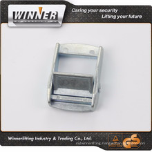 1'' 250KGS Metal White Zinc Plated Alloy Lifting Cam Buckle