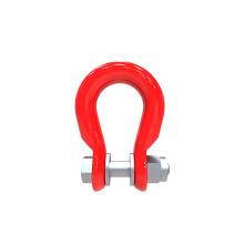 Bolt Type Alloy Bow Shackle/ special Bow Shackle