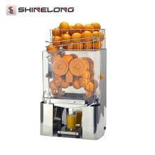 Machine de jus d'orange frais pour l'orange entière fabriquée en Chine