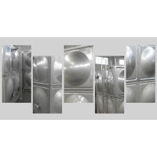 Water Tank Container Stainless Steel Tanks with Quality Certification