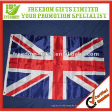Drapeaux de pays de drapeaux de polyester de 100%