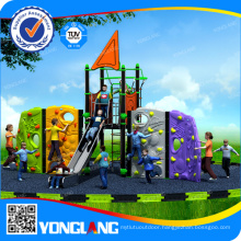 Outdoor Climbing Playground Equipment