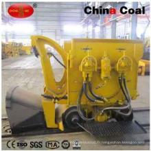 Machine de chargement pneumatique de mine de charbon de Zq-26
