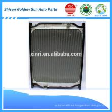 Radiador de camión chino para howo WG9725530270
