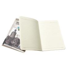 Material de oficina papelería personalizada Cuaderno de ejercicios portátil impresión