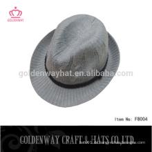 Strickmuster Hüte Fedora Winter Fedora Hut stricken Fedora Hut