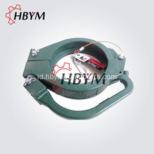 Suku Cadang Pompa Beton HD Clamp Coupling