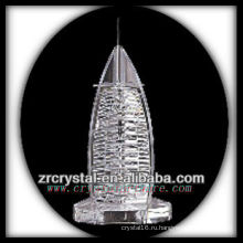 Прекрасный Кристалл Модель Здания H049