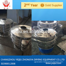ZS Series automatic vibrating sieving machine for powder