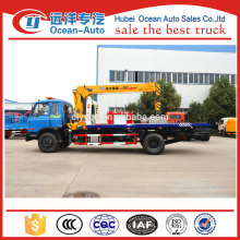 2016 new 12ton wrecker tow trucks with crane