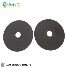 4'' abrasive cutting disc for stainless steel