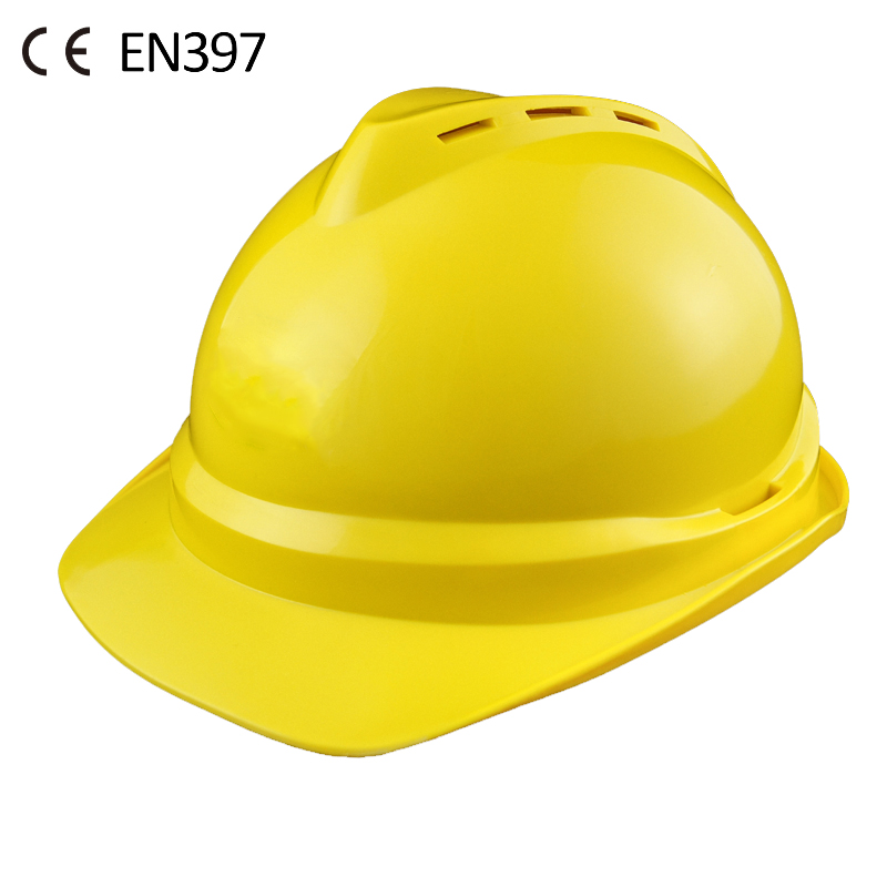 V Type Safety Helmet with Vents