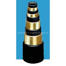 Специальная пластиковая стальная оплеточная композитная труба / фитинги