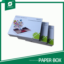 Recycable Feature and Paper Material Tablet PC Packaging Box