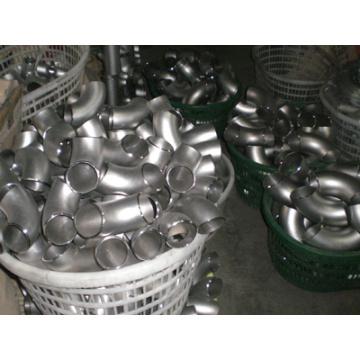 Coude 90 degrés d'acier allié d'acier allié