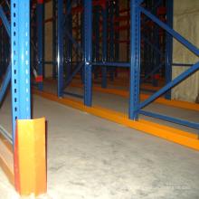 Commande à grande vitesse de support de palette d'entrepôt dans le défilement froid de stockage
