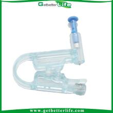 Jetable stérilisée perce-oreilles Machine avec Stud doré