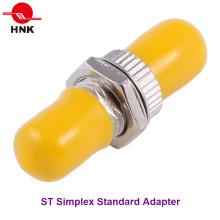 Adaptador Estándar de Fibra Óptica Estándar de Simplex Estándar