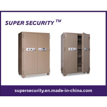 Caja fuerte comercial con cerradura electrónica ignífuga de acero (SDD67)