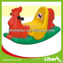 Indoor Plastic Kids Schaukelpferd LE.YM.002