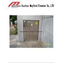 Hôpital Groud type ascenseur Dumbwaiter avec machine Roomless
