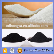 Low ash coconut shell activated carbon powder for monosodium glutamate decolorization