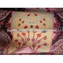 Pañuelo estampado de pashmina en cashmere de Mongolia Interior