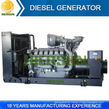 High quality compact design 1320kw/1650kva ac diesel generator wholesale