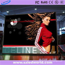Tablero fijo de la muestra de la pantalla LED del alto brillo de SMD fijo interior para hacer publicidad (P3, P4, P5, P6)