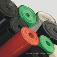 Colorful Insulation Rubber Sheet Roll