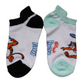 2colors Bambino No Show Socks Trainer