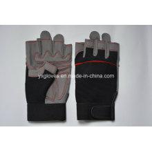 Luva Anti-Vibração Luva De Trabalho Luva De Segurança Luva De Trabalho Luva Industrial Luva De Mão