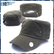 Capuchon militaire de vente chaude Chine chapeau militaire personnalisé à bas prix
