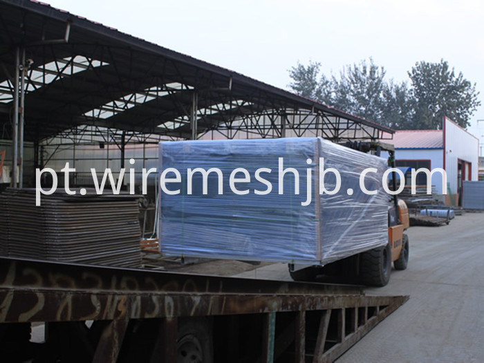 PVC Coated Welded Wire Panels