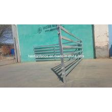 Panel de ganado de ganado galvanizado de servicio pesado Panel de corral usado