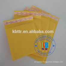 Poly bubble material PE Kraft bubble mailer envelope